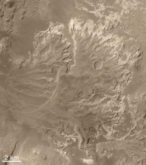 Марсианская суша