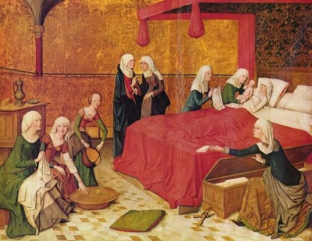 Повивальные бабки занимались и родами, и гинекологическими проблемами. Как ни странно, из этой области их тоже постоянно и намеренно пытались вытеснить мужчины-врачи.
