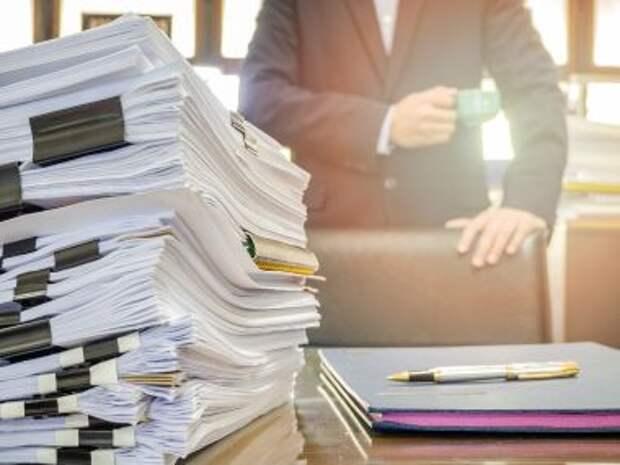 Мишустин отменил ряд требований к финансовой отчётности