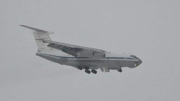 Десятый самолёт с миротворцами вылетел в Карабах