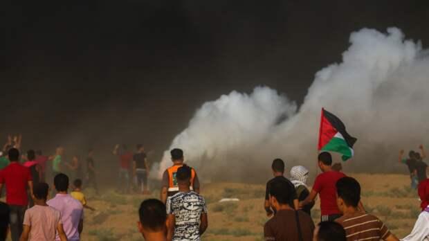 Палестинский подросток был убит в ходе столкновений с израильской армией