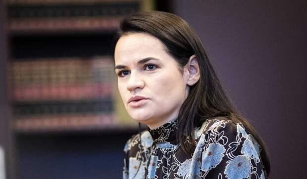 Тихановская пообещала отменить все договоренности Лукашенко с Кремлем