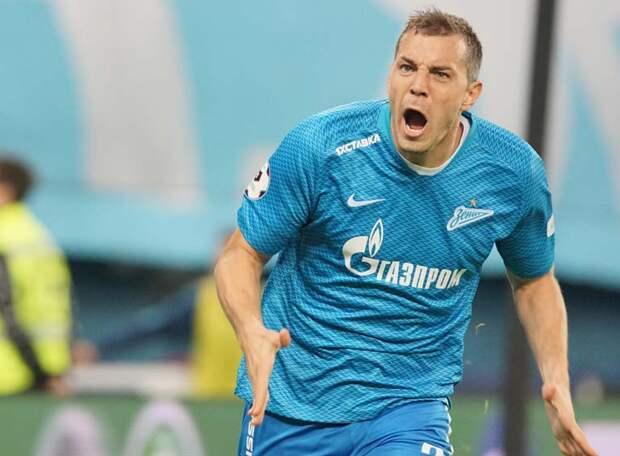 «Испугался «Зенита» и убежал в Англию». Орлов – о соперниках петербуржцев в ЛЧ и переходе Роналду в «Манчестер Юнайтед»