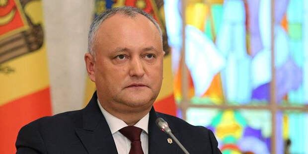 Додон вновь стал председателем партии