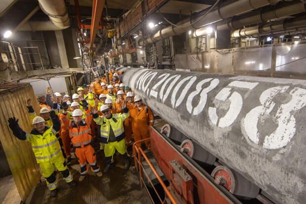 Минэнерго Германии заявило о продолжении поставок газа из России на фоне роста цен