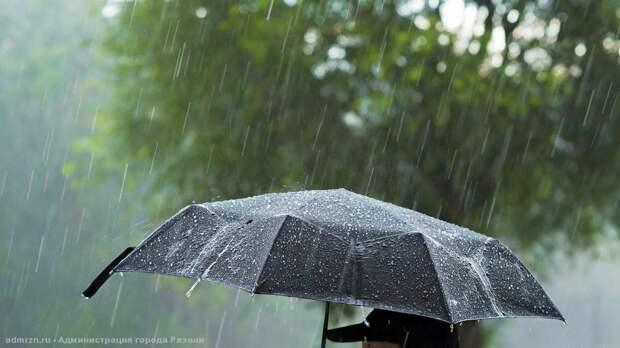 Кратковременный дождь и сильный ветер ожидаются в Смоленской области 19 апреля