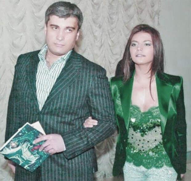 Алина Кабаева: скандальные романы
