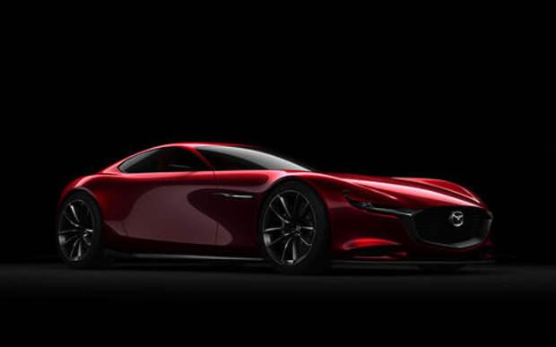 Mazda сделала прорыв в области роторных технологий