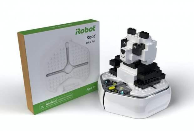 Робот Root rt0 обучит детей программированию и развлечет взрослых