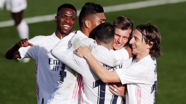 Гол Каземиро принес «Реалу» победу над «Вальядолидом»