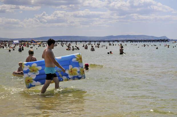 Ребёнок и двое спасавших его взрослых утонули в Анапе