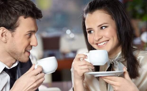 Кофе вредит белизне зубов. /Фото: dpchas.com.ua
