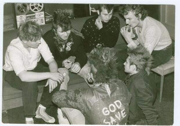 70 искренних фотографий эстонской панк-культуры 1980-х годов 50