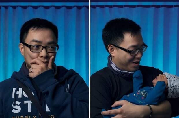 Тоан Лам, 34 года дети, люди, мужчина, рождение, фотограф, эмоция