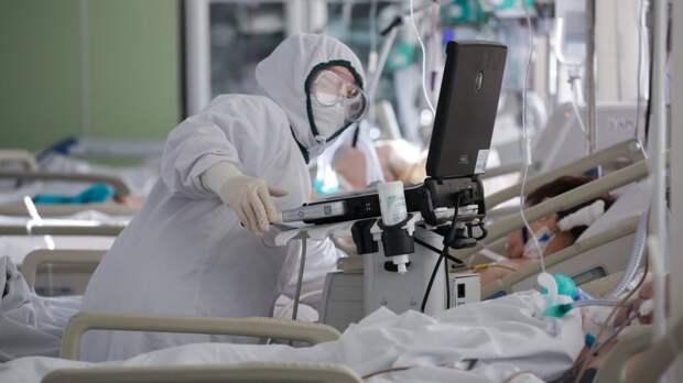 Иммунолог Жемчугов допустил возможность повторного заражения при третьей волне COVID-19