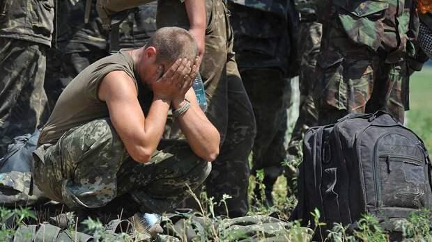 Украинцам надоели каратели: «АТОшники» всё чаще вызывают отторжение и ненависть