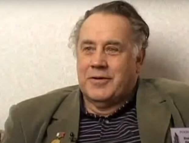 Скончался писатель Владислав Крапивин