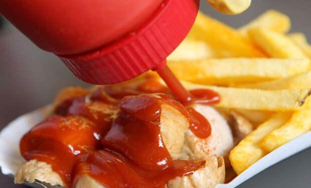 Кетчуп только с картошкой-фри: продуктовые запреты разных стран