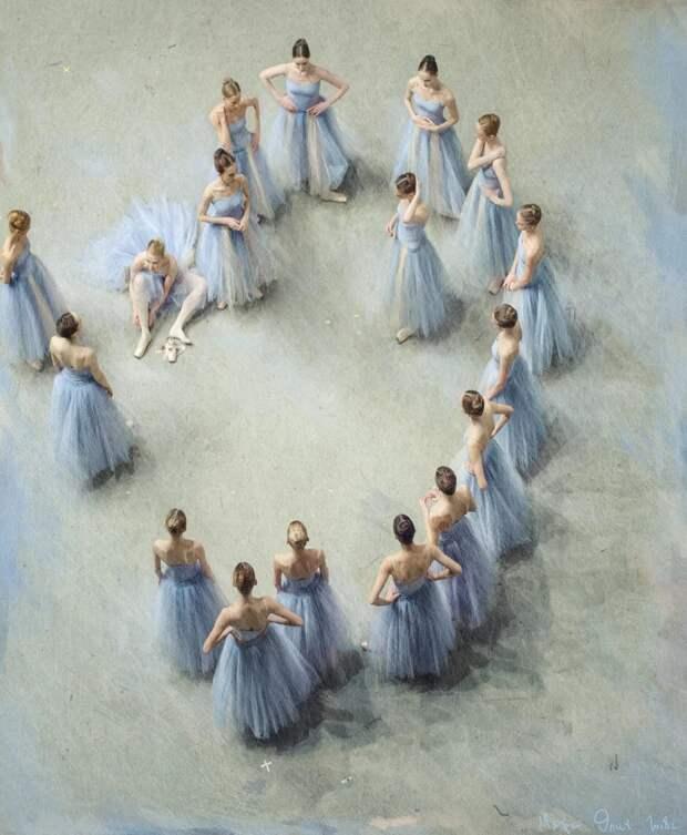 Таинство балета в фотографиях Марка Олича