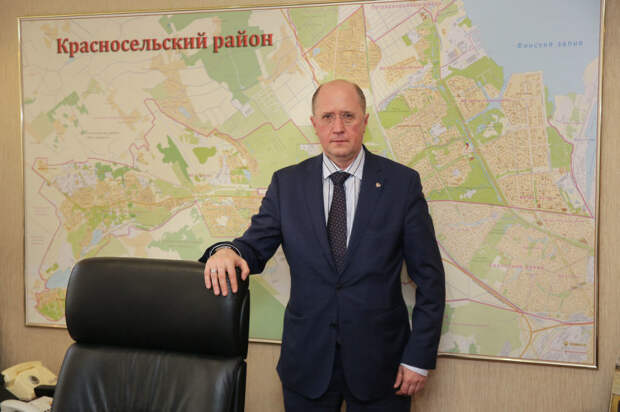 Куда уходит весь бюджет Красносельского района?