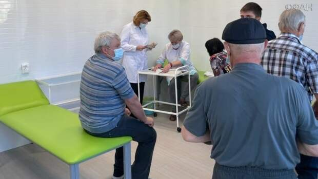 В Приморье начали появляться дополнительные пункты вакцинации от COVID-19