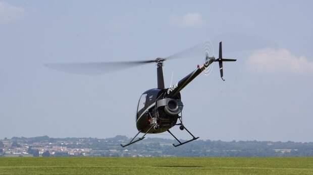 Один человек погиб при крушении вертолета Robinson под Архангельском