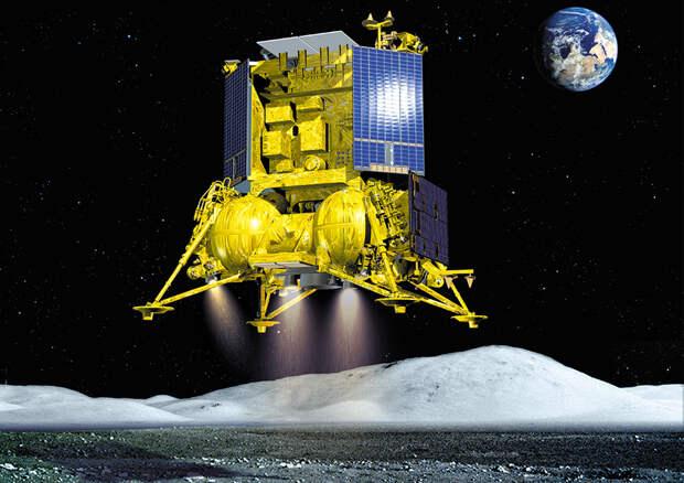 Запуск «Луны-25» перенесли на май 2022 года