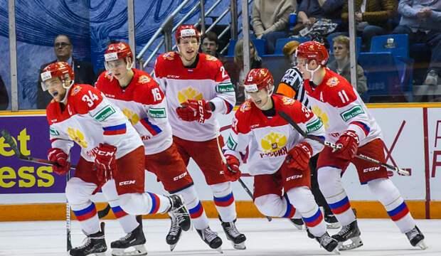Объявлен состав сборной России на матч против Швеции