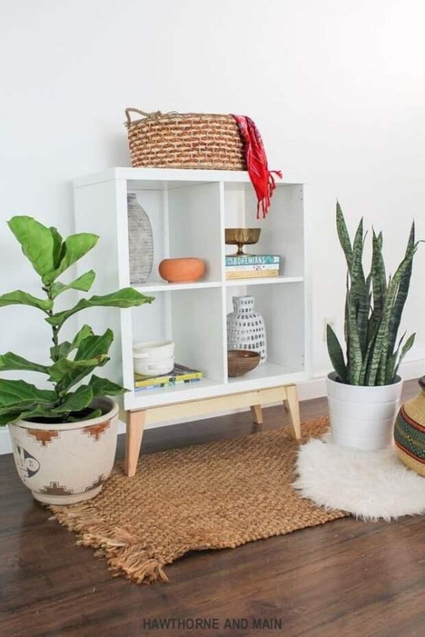 Идеи организации пространства: с ИКЕА к комфорту и уюту