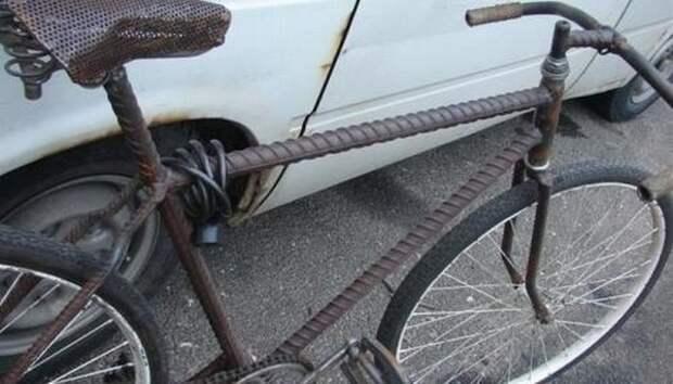 суровый Челябинский велопром! мастера, приколы, шутки, юмор