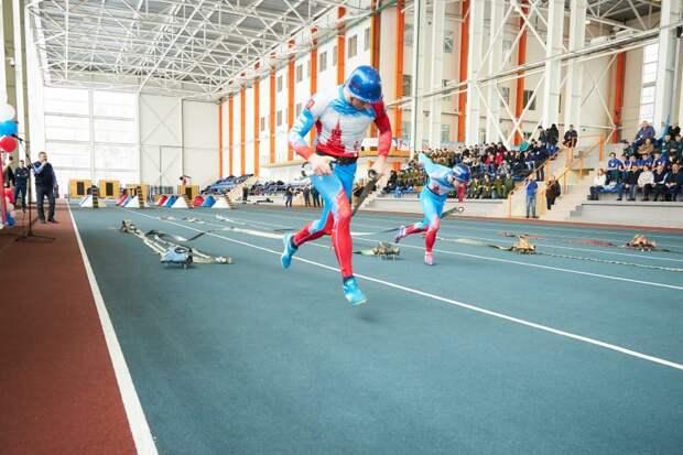 Чемпионат молодых профессионалов в компетенции «Пожарный» состоялся в Москве