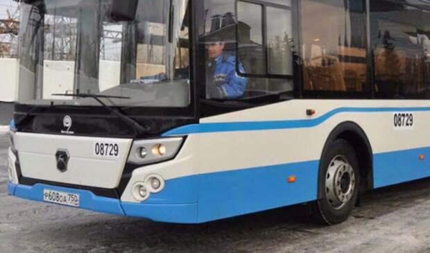 Из Северного в Лианозово теперь ходят электробусы