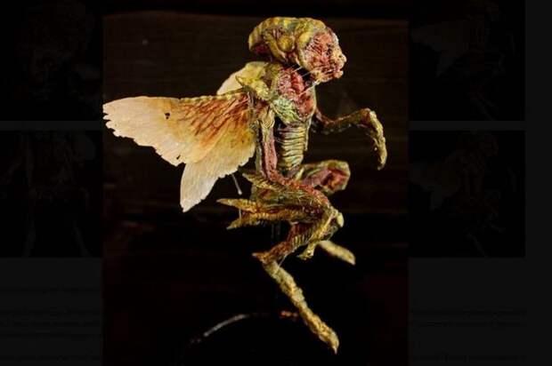 Загадка кошмарной коллекции Томаса Меррилина, путешественника во времени