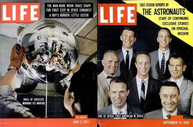 Создание советского отряда космонавтов: первые герои