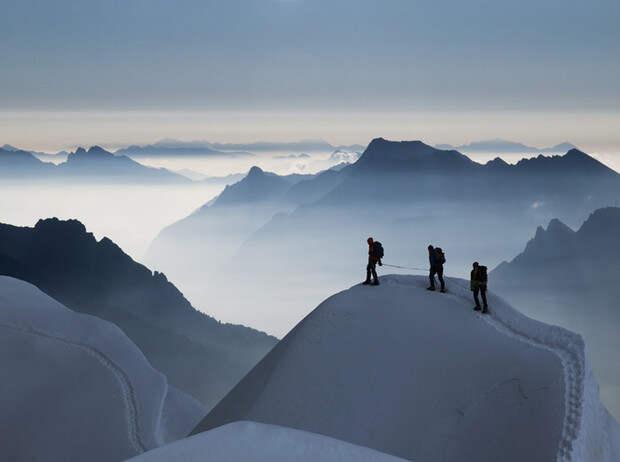 Фото №10 - 10 самых впечатляющих горных пейзажей мира