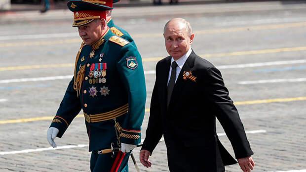 Президент подписал стратегию глобальной войны с Западом
