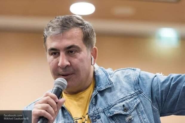 Саакашвили прогнозирует Украине тяжелое будущее из-за пандемии коронавируса