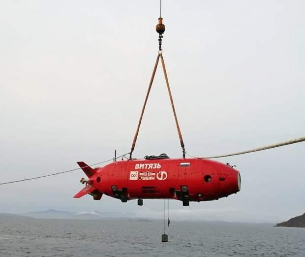 4 версии того, зачем подводный дрон из России опустился на дно Марианской впадины
