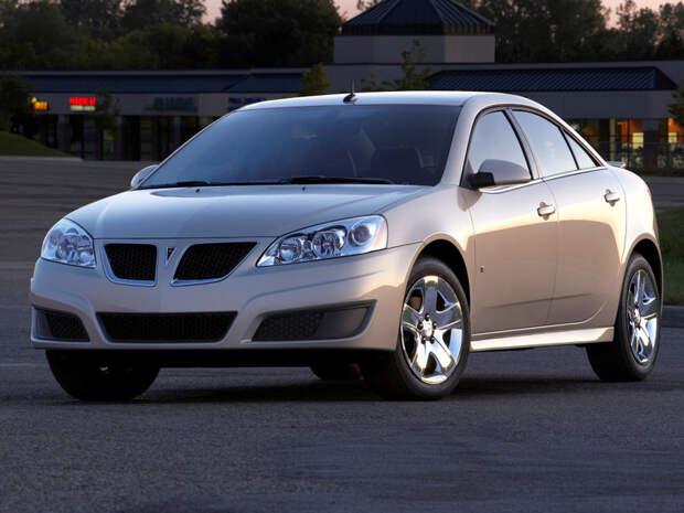 Pontiac G6 (2010)
