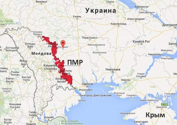 Россия ускорила процесс урегулирования в Приднестровье из-за Украины