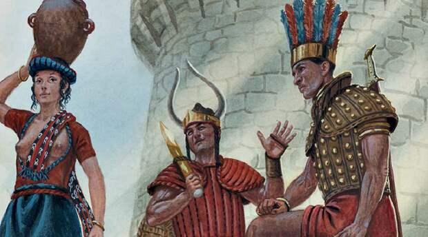 8 древних тайн над разгадкой которых бьются ученые