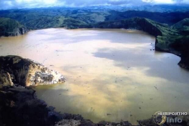 Хищные шипы: трагедия на озере Ниос