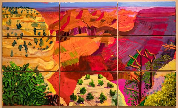 12 пейзажей с картин, которые вы можете увидеть вживую