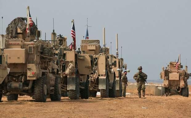 В Ираке американский военный грузовик подорвался на СВУ
