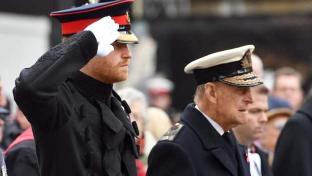 Принц Гарри вернется в США сразу после похорон герцога Эдинбургского Филиппа