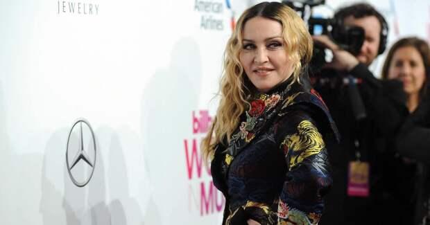 62-летняя Мадонна снимет фильм о своей жизни