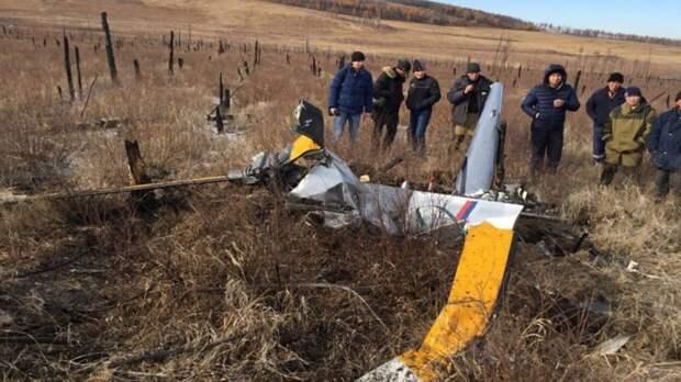 Разбившийся под Архангельском вертолет Robinson пилотировал мастер спорта