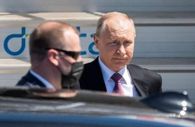 Путин перед переговорами с Байденом: Я надеюсь, наша встреча будет продуктивной