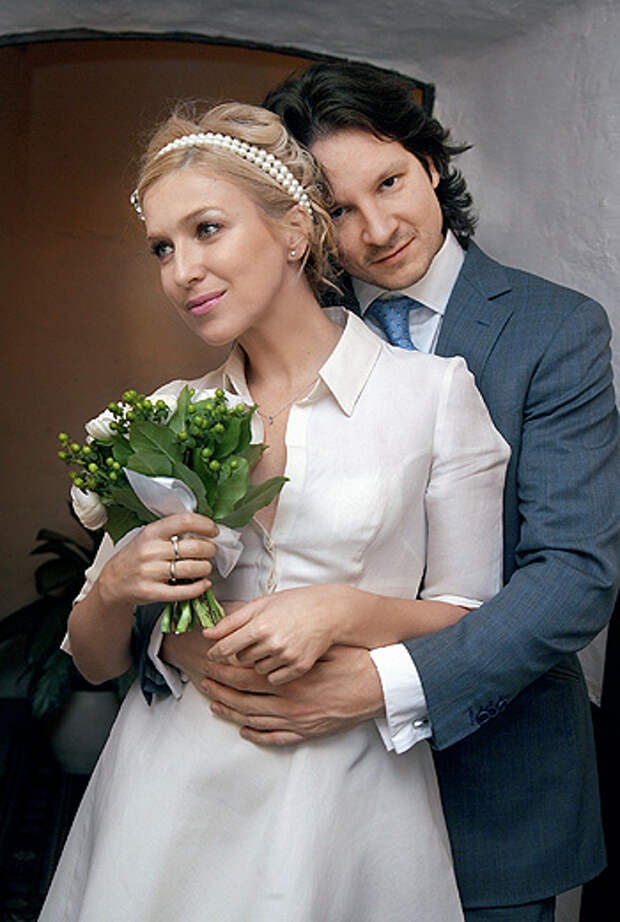 Ирина Гринёва вышла замуж в десятый раз