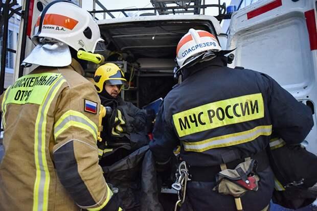 Возгорание в здании завода в Зеленограде потушили